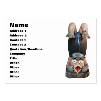 Kappa Handstand Pack Of Chubby Business Cards