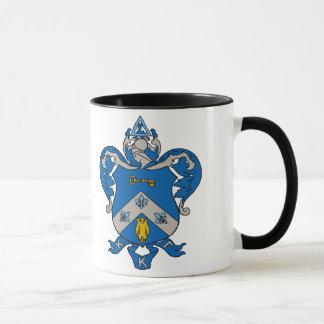 Kappa Kappa Gama Coat of Arms Mug