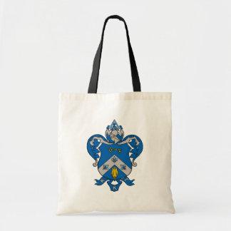 Kappa Kappa Gama Coat of Arms Tote Bag