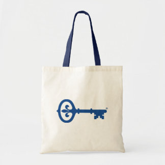 Kappa Kappa Gama Key Symbol Budget Tote Bag