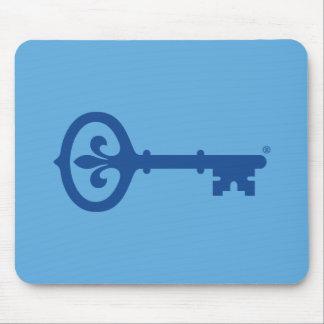 Kappa Kappa Gama Key Symbol Mouse Mat