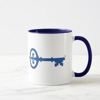 Kappa Kappa Gama Key Symbol Mug