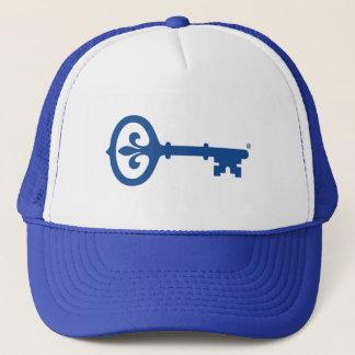 Kappa Kappa Gama Key Symbol Trucker Hat
