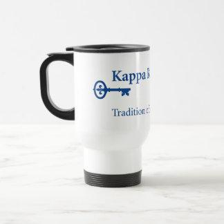 Kappa Kappa Gama Travel Mug