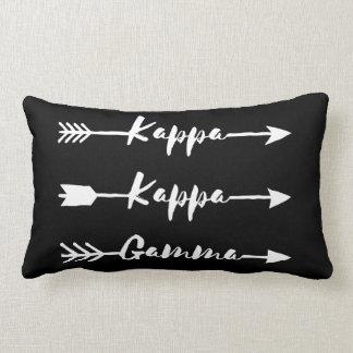 Kappa Kappa Gamma | Arrows Lumbar Cushion