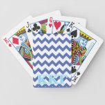 Kappa Kappa Gamma Baby Blue Letters Card Decks