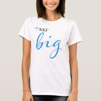 Kappa Kappa Gamma   Big Script T-Shirt
