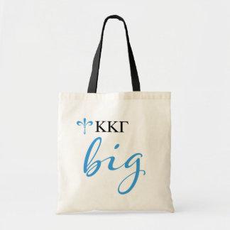 Kappa Kappa Gamma | Big Script Tote Bag