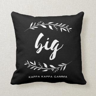 Kappa Kappa Gamma | Big Wreath Cushion