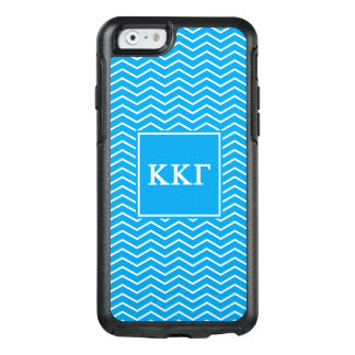 Kappa Kappa Gamma | Chevron Pattern OtterBox iPhone 6/6s Case
