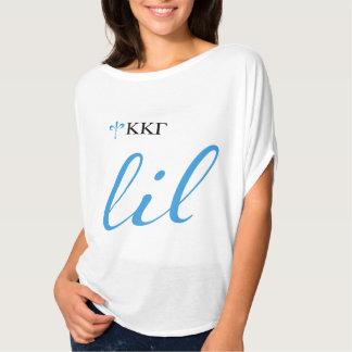 Kappa Kappa Gamma   Lil Script T-Shirt