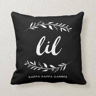 Kappa Kappa Gamma | Lil Wreath Cushion