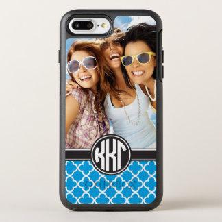 Kappa Kappa Gamma   Monogram OtterBox Symmetry iPhone 7 Plus Case