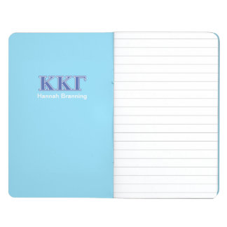 Kappa Kappa Gamma Royal Blue Letters Journal