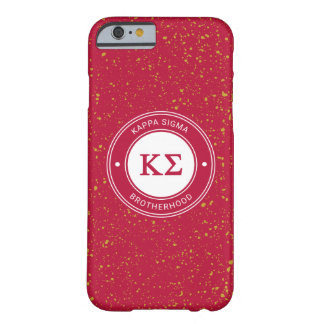 Kappa Sigma | Badge Barely There iPhone 6 Case