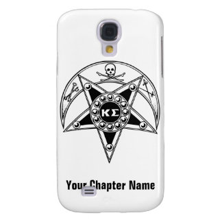 Kappa Sigma Badge Galaxy S4 Case