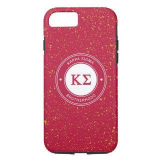 Kappa Sigma   Badge iPhone 8/7 Case