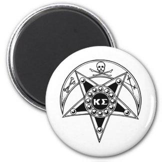 Kappa Sigma Badge Refrigerator Magnets