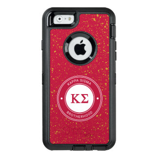 Kappa Sigma | Badge OtterBox Defender iPhone Case