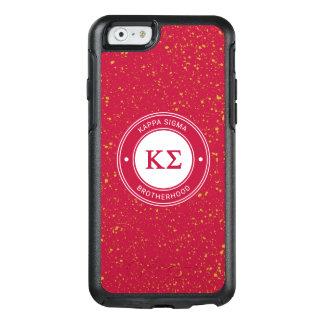 Kappa Sigma | Badge OtterBox iPhone 6/6s Case