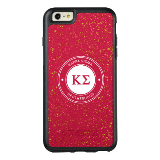 Kappa Sigma | Badge OtterBox iPhone 6/6s Plus Case