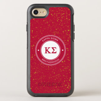 Kappa Sigma | Badge OtterBox Symmetry iPhone 8/7 Case