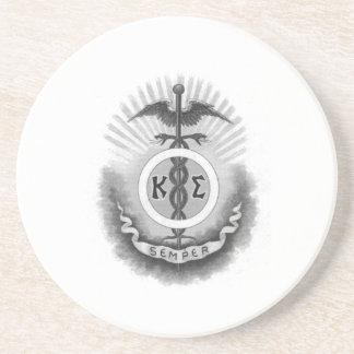 Kappa Sigma Beverage Coaster