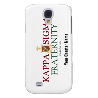 Kappa Sigma Galaxy S4 Case