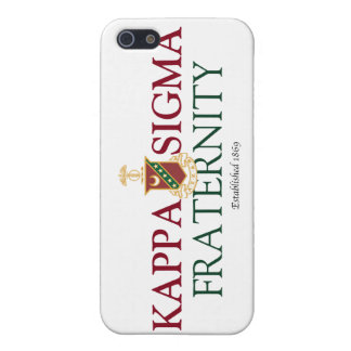 Kappa Sigma Case For iPhone 5/5S