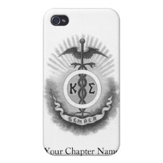 Kappa Sigma Case For The iPhone 4