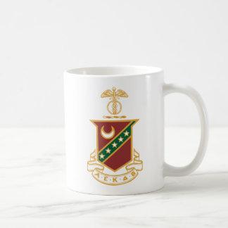 Kappa Sigma Crest Basic White Mug