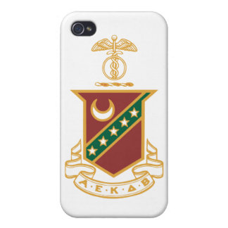 Kappa Sigma Crest Cover For iPhone 4