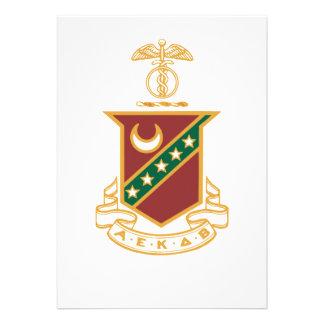 Kappa Sigma Crest Invites