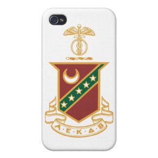 Kappa Sigma Crest iPhone 4 Case
