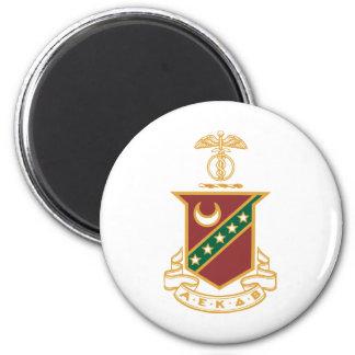 Kappa Sigma Crest Fridge Magnets