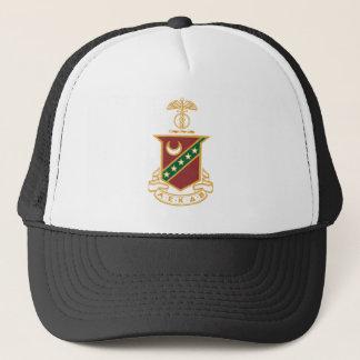 Kappa Sigma Crest Trucker Hat