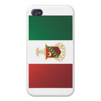 Kappa Sigma Flag Covers For iPhone 4