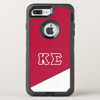 Kappa Sigma | Greek Letters OtterBox Defender iPhone 8 Plus/7 Plus Case