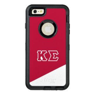Kappa Sigma   Greek Letters OtterBox Defender iPhone Case