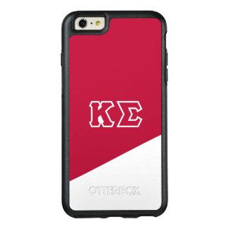 Kappa Sigma   Greek Letters OtterBox iPhone 6/6s Plus Case