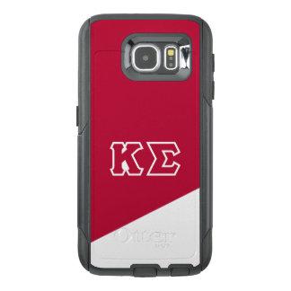 Kappa Sigma | Greek Letters OtterBox Samsung Galaxy S6 Case