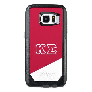Kappa Sigma | Greek Letters OtterBox Samsung Galaxy S7 Edge Case