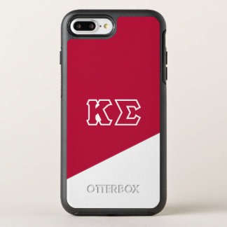 Kappa Sigma | Greek Letters OtterBox Symmetry iPhone 8 Plus/7 Plus Case