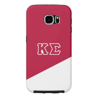Kappa Sigma | Greek Letters Samsung Galaxy S6 Cases