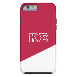 Kappa Sigma | Greek Letters Tough iPhone 6 Case