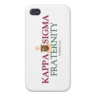 Kappa Sigma iPhone 4 Covers