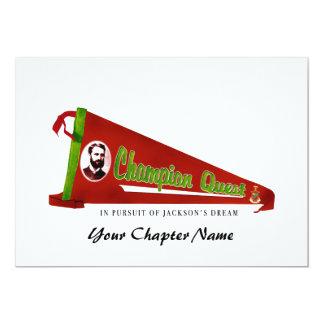 Kappa Sigma Quest Logo Card