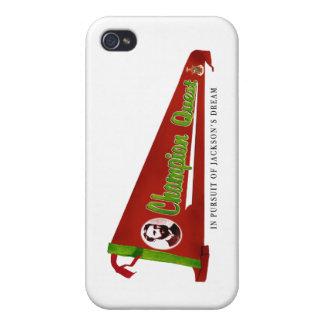 Kappa Sigma Quest Logo iPhone 4 Case