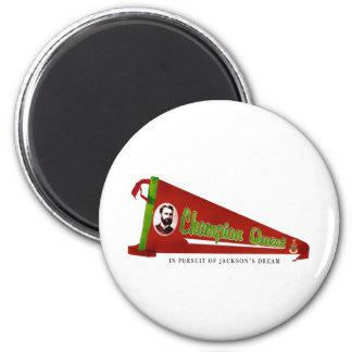 Kappa Sigma Quest Logo Fridge Magnet