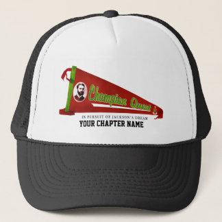 Kappa Sigma Quest Logo Trucker Hat
